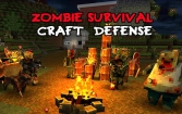 Zombie survival craft: Defense