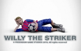 Willy the striker: Soccer