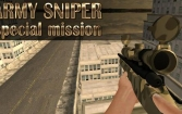 Army sniper: Special mission