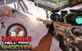 Zombie hell fire shooter 3D