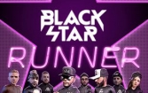 Black star: Runner