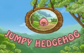 Jumpy hedgehog: Running game