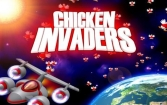 Chicken shoot: Xmas. Chicken invaders