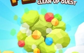 Green planet : Clean up quest