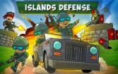 Islands defense. Iron defense pro