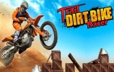 Trail dirt bike racing: Mayhem