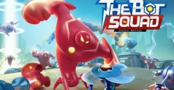 The bot squad: Puzzle battles