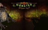 Monster: Sniper hunt 3D