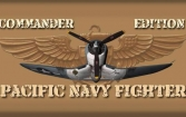 Pacific navy fighter: Commander edition