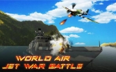 World air jet war battle