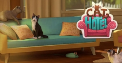 Cat hotel: Hotel for cute cats