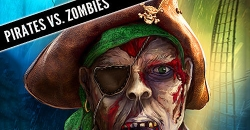 Pirates vs. zombies by Amphibius developers