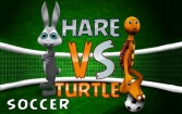 Hare vs turtle soccer