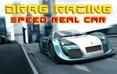 Drag racing: Speed real car
