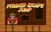Pyramid escape: Jump