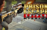 Prison escape: Sniper mission