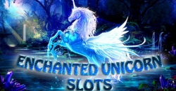 Enchanted unicorn slots