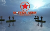 Modern army: Sniper shooter