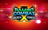 Super spy cat. Rambo combat: Black x force
