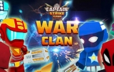Captain strike zombie: Global Alliance. War clan