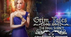 Grim tales: The final suspect. Collector's edition