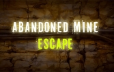 Abandoned mine: Escape room