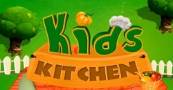 Kids kitchen: Cooking game