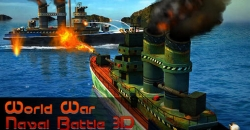 World war: Naval battle 3D