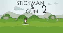 Stickman and gun 2