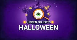 Halloween: Hidden objects