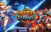 Heroes and titans: Battle arena