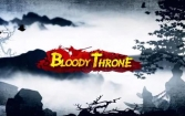 Bloody throne