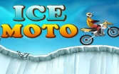 Ice moto: Racing moto