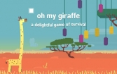 Oh my giraffe: A delightful game of survival