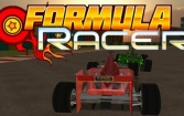 Formula racing game. Formula racer
