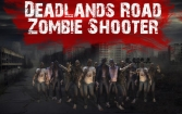 Deadlands road zombie shooter