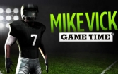 Mike Vick: Game time. Football