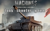 War machines: Tank shooter game