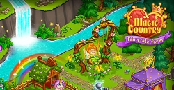 Magic country: Fairytale city farm