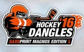 Hockey dangle '16: Saxoprint magnus edition
