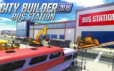 City builder 2016: Bus station