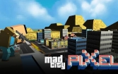 Mad city: Pixel's edition