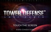 Tower Defense Lost Earth