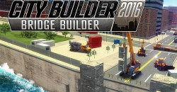 City builder 2016: Bridge builder