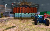 Offroad heroes: Action racer