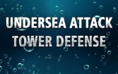 Undersea attack: Tower defense