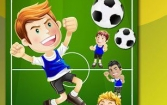 Jumpy football: Champion league