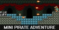 Mini pirate adventure