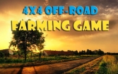 4×4 off-road: Farming game
