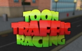Toon traffic speed racing
